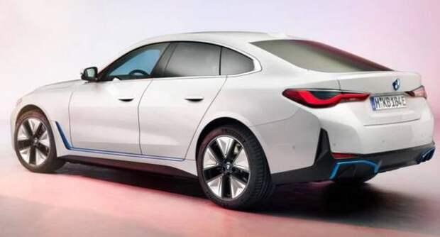 Австралийские покупатели могут забронировать новейший электрический лифтбек BMW i4