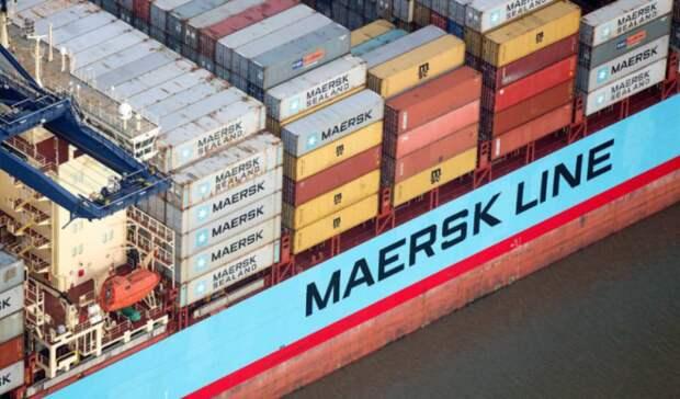 Maersk отказывается отСПГ