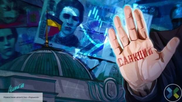 Киев умоляет США  ввести санкции всем участникам строительства «Северного потока — 2»