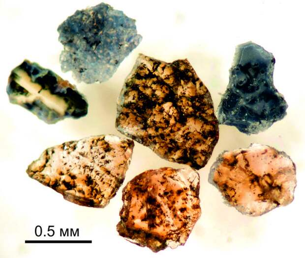 Раскрыто происхождение загадочных алмазов