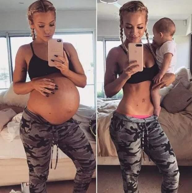 Почему впух ипрах раскритиковали австралийку, которая показала изъяны фигуры после родов