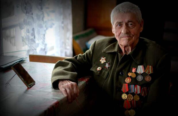 Не злите дедушку - дедушка умеет убивать: Случай с ветераном ВОВ