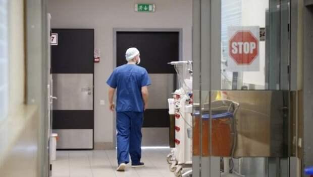 Больницы Латвии переполнены пациентами сCovid-19