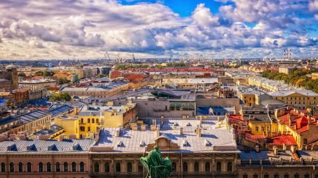 Петербуржцам пообещали потепление до +24 градусов во вторник
