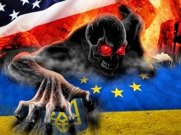 Почему Запад уничтожает экономику Украины