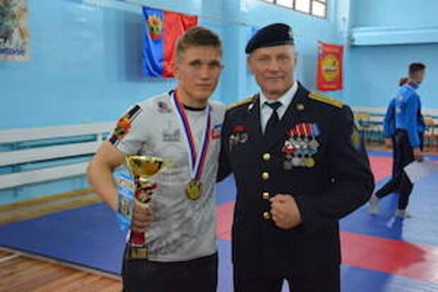 При поддержке холдинга «Сибирский цемент»  в Кузбассе состоялся турнир по рукопашному бою  на призы Андрея Лобанова