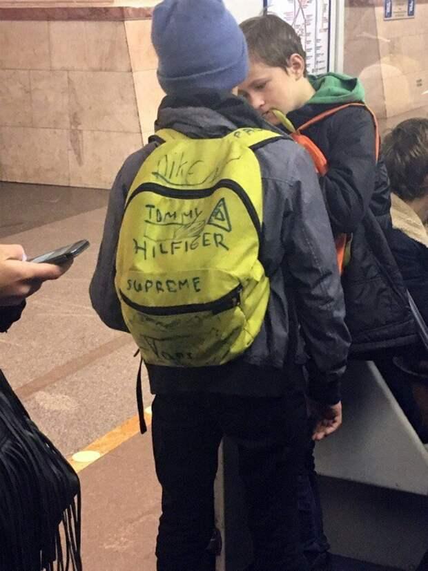 Ирония в московском метро (подборка)