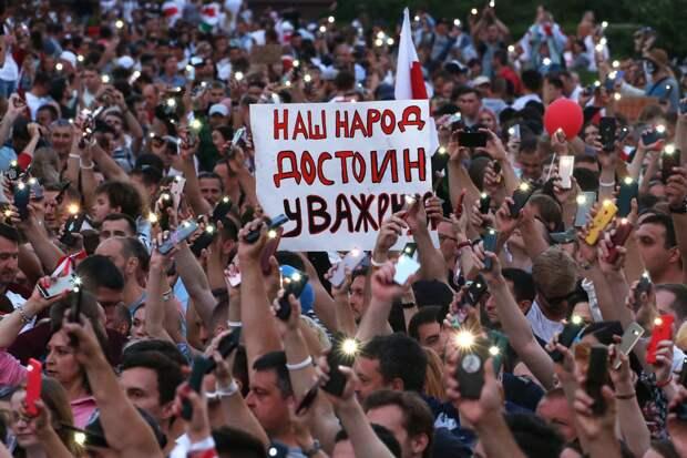 NEXTA планирует разрушить Белоруссию любой ценой