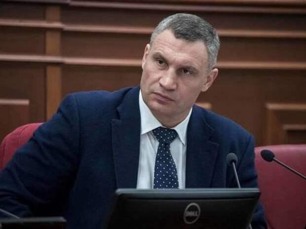 Мэр Киева Кличко уверяет, что Офис Зеленского приготовил его смещение