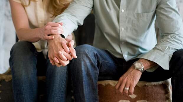 Поддержать мужа, вести себя, как?