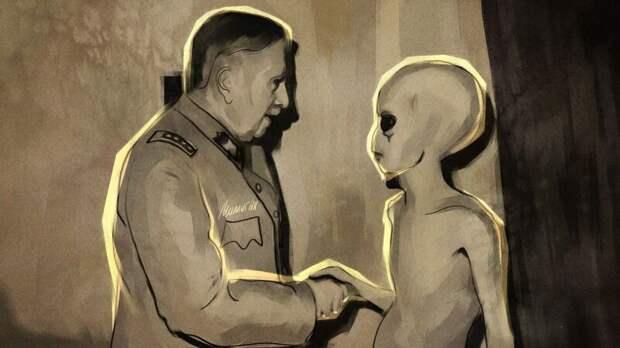 Уфолог рассказал, как США используют НЛО для усиления армии против России