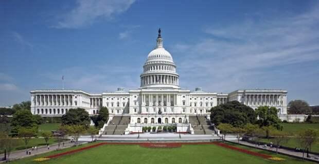 Байка о том, что в подземельях Капитолия США стоят капсулы с останками пришельцев