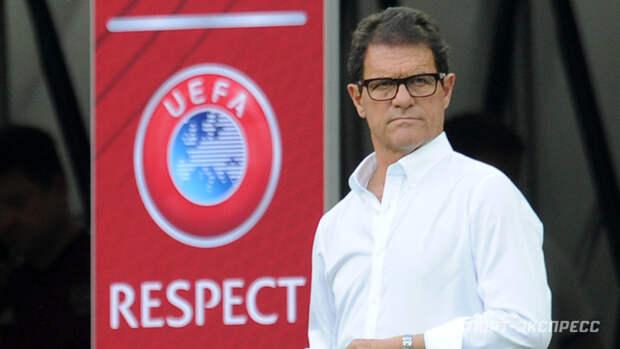 Капелло раскритиковал игру «Ювентуса» и «Милана»