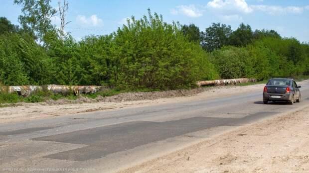 В Рязани после ямочного ремонта приняли ещё три дороги