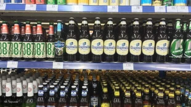 Жителей Владимирской области будут наказывать штрафами за покупку алкоголя детям