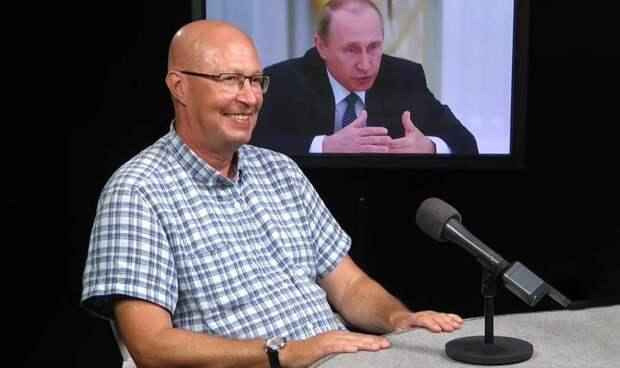 Главный страх руководства России – политолог В. Соловей сделал смелое заявление