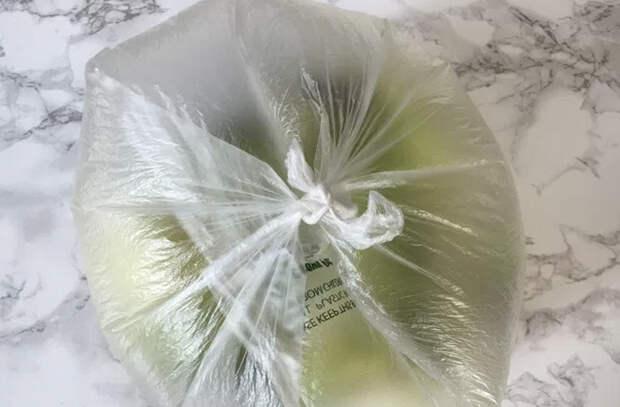 Заворачиваем зелень в бумажное полотенце: хранится месяц и не портится