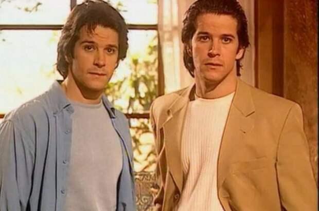 Мужчины мечты.13 секс-символов из сериалов 80-х и 90-х
