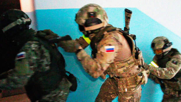 В России предотвратили 78 терактов за последние два года