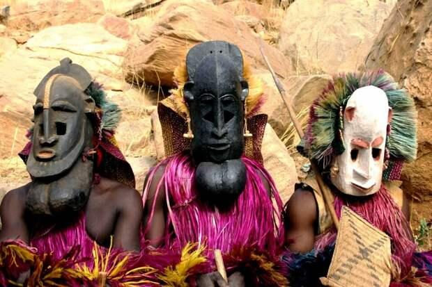 Догоны: африканское племя, совершившее революцию в астрономии?