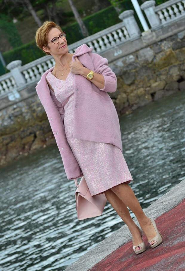 На заметку - какие цвета нужно носить женщинам после 40, чтобы выглядеть дорого и ухоженно