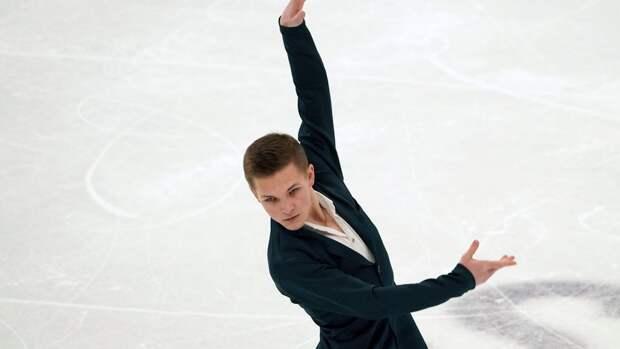 Фигурист Ковтун оценил выступление Коляды на командном чемпионате мира