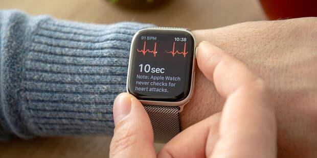 Apple прямо намекает на появление глюкометра в Apple Watch
