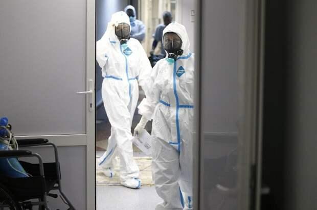 В отделении госпиталя для ветеранов в Краснодаре разместят ковид-пациентов