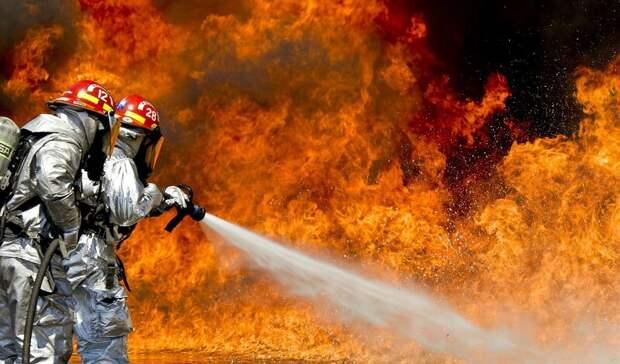 Количество бытовых пожаров увеличилось вСтаврополе