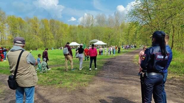 Власти Петербурга рассмотрят жалобы после корпоратива на Дудергофских высотах