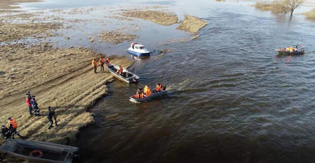 Во Владимирской и Ивановской областях пик паводка на малых реках пройден