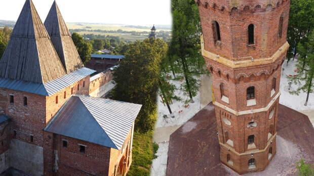 Зарайск – один из самых интересных городов Подмосковья