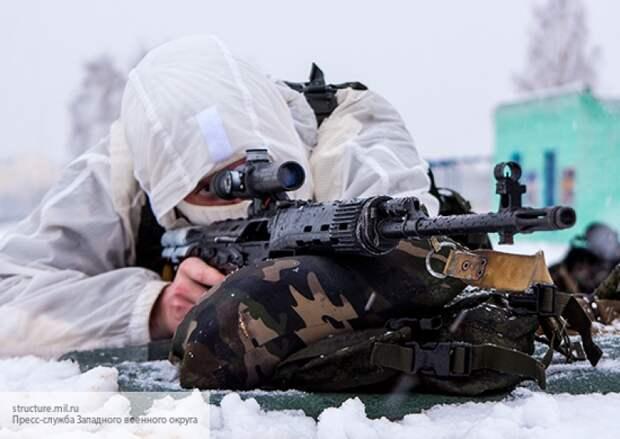 Business Insider: снайперы России повторяют тактику героя Сталинградской битвы