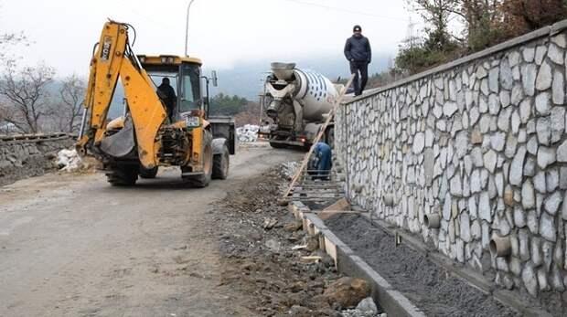 В Ялте дополнительно отремонтируют 29 дорог