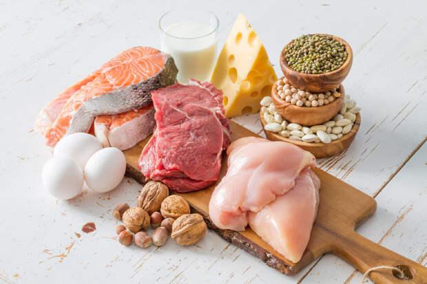 6 признаков недостатка белка в организме