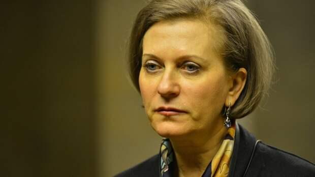 Попова предупредила о формировании в России двух штаммов коронавируса