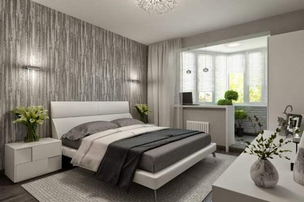 Как правильно поставить кровать в спальне, как нельзя ставить (19 фото)