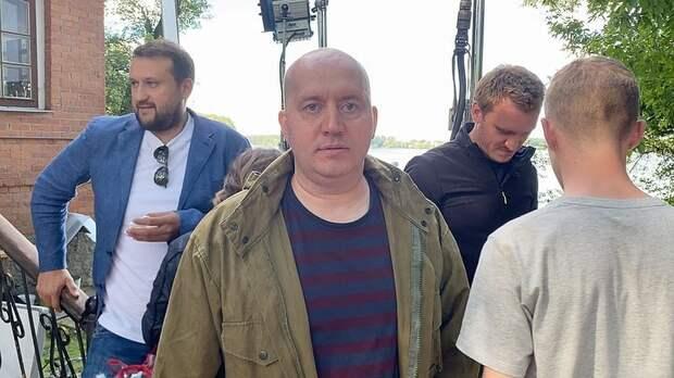 «Я оцепенел»: Сергей Бурунов о работе с Жорой Крыжовниковым