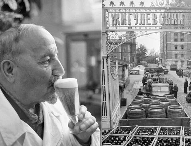 Где находится родина главного советского пива?