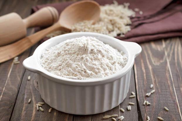 Маски для лица рисовой мукой и рисом