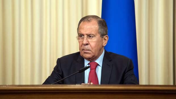 """Лавров сообщил, что встреча лидеров """"пятерки"""" СБ ООН зависит от ситуации с пандемией"""
