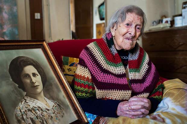Последний человек XIX века Эмма Морано и ее секрет