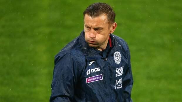 Помощником Олича в ЦСКА станет тренер из второй лиги Хорватии