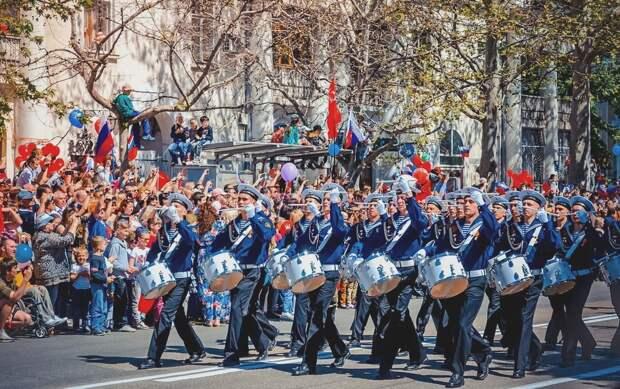 Центр Севастополя закроют из-за парада к годовщине Победы