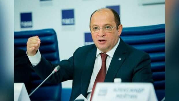 Глава РПЛ Прядкин не одобрил создание европейской Суперлиги