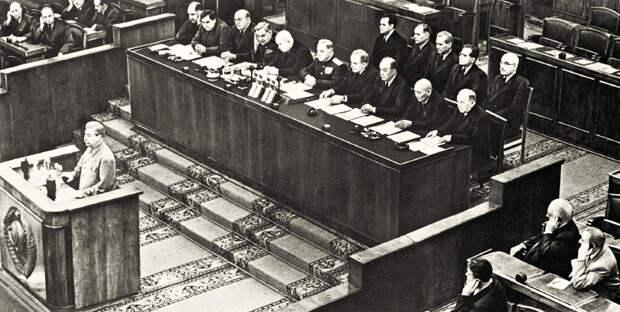 Нераскрытая тайна XIX съезда ВКПб/КПСС . 1952 г