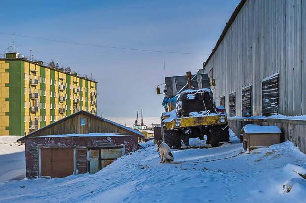 Метеорологи определили место с самыми жёсткими условиями работы в России