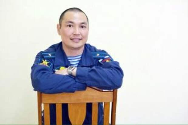 Командир ДШБ погиб закрывая прорыв боевиков под Пальмирой