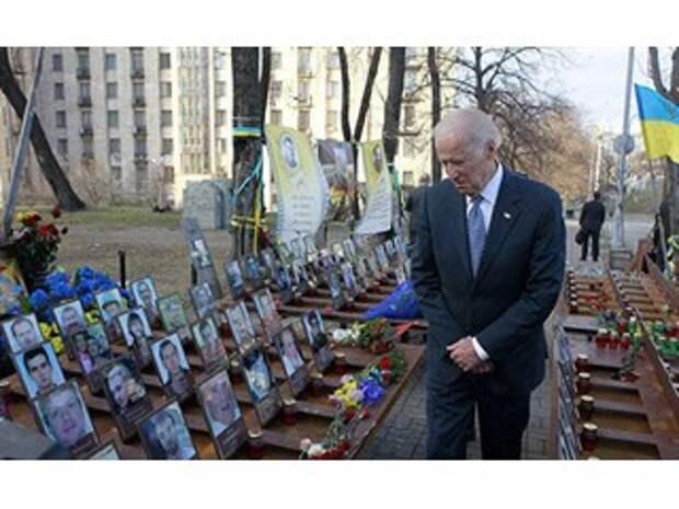 Политика Байдена на Украине: повтор того, что Джордж Буш сделал в Грузии?