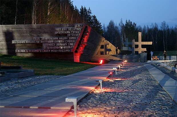 Мемориал «Хатынь».